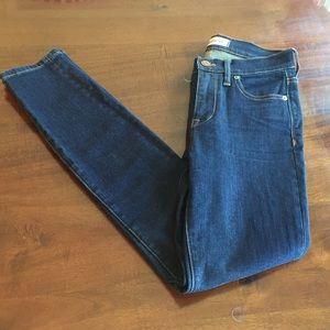 25 Madewell High Riser Skinny Jeans